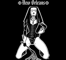 The Convent New Orleans Phone Case by Robert Tritthardt