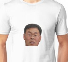 So I tried to take a picture of the wall of china Unisex T-Shirt