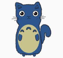 Chū Totoro by Gemma1995