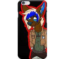 Shingeki no heckie phone case iPhone Case/Skin