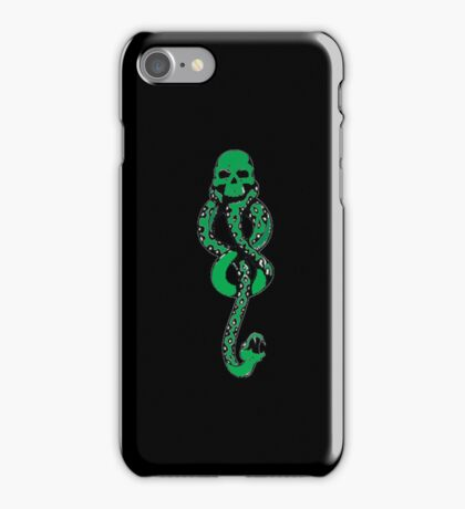 Death Eater Tattoo Phone Case iPhone Case/Skin
