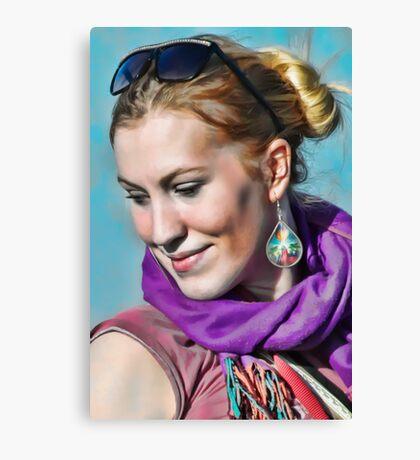 Goddess Mariah Canvas Print