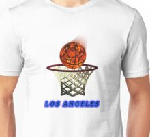 Los Angeles Premium t-shirt & stickers. Unisex T-Shirt