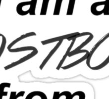 Lostboy Sticker