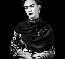 Punk Frida  by Paula   Corrales