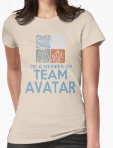 Team Avatar Womens Fitted T-Shirt
