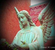 Padre Pio's Angel by Diane M. Lowe