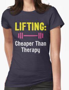 Lifting - Cheaper Than Therapy T-Shirt