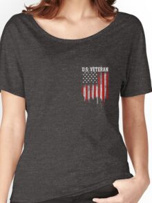 veteran, veterans, us veteran Women's Relaxed Fit T-Shirt