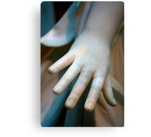 Pale Hand Canvas Print
