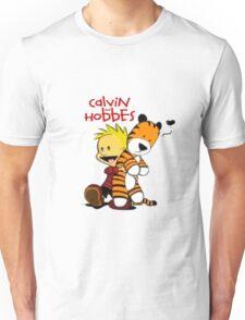 Calvin And doll hobbes Unisex T-Shirt