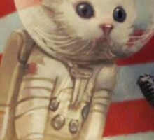 Mr Pebbles Sticker