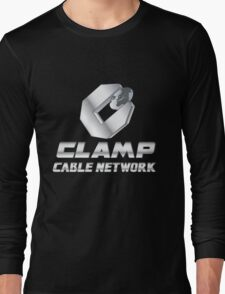 Gremlins 2/ Clamp Cable Network Long Sleeve T-Shirt