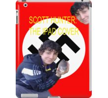 SCOTT HUNTER: THE IPAD COVER iPad Case/Skin