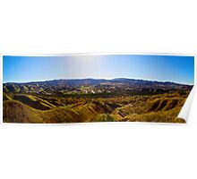 Redlands Panoramic Poster