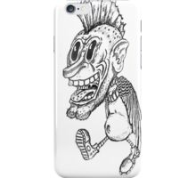 Vulture Punk iPhone Case/Skin