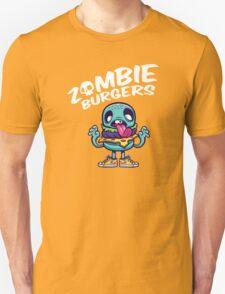 zombie burgers T-Shirt