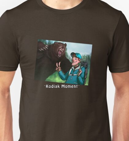 Kodiak Moment Unisex T-Shirt