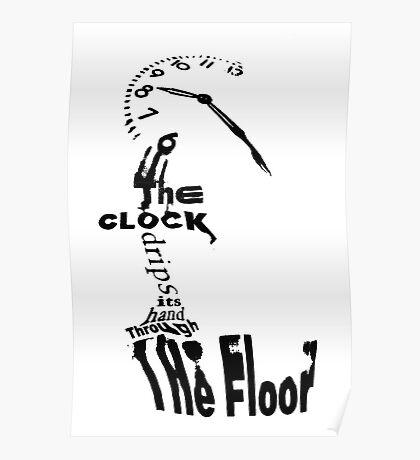 Poetic Typography Poster