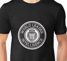 World Leader Intelligence Unisex T-Shirt