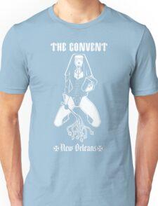 The Convent New Orleans BLACK T-Shirt Unisex T-Shirt