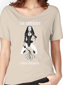 The Convent New Orleans COLOR T-Shirt Women's Relaxed Fit T-Shirt