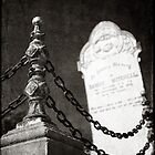 Graveyard Adornments #09 by Malcolm Heberle