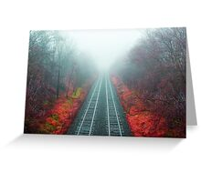 Train to Arathorn Greeting Card