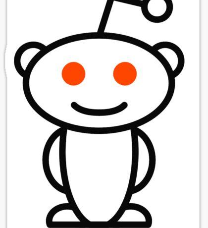Reddit. Sticker