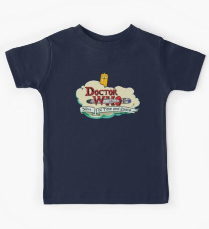 Adventure Time Lord 10th Kids Tee