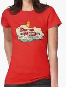 Adventure Time Lord 10th Womens Fitted T-Shirt