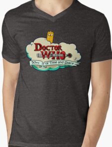 Adventure Time Lord Mens V-Neck T-Shirt