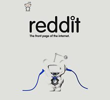 Reddit - The Front Page Unisex T-Shirt