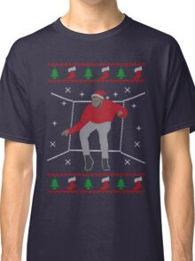 Ugly Sweater Christmas Hotline Bling Dance Classic T-Shirt