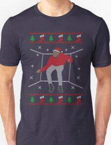 Ugly Sweater Christmas Hotline Bling Dance Unisex T-Shirt