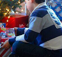 My Christmas Gift.... by Karen  Helgesen