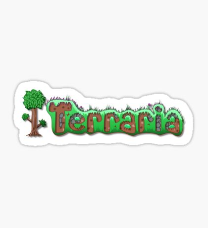 Terraria Sticker