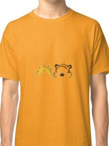 calvin and hobbes head Classic T-Shirt
