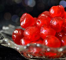 A Bowl of Cherries by GrannyMay