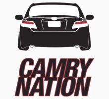 Camry Nation - Gen 6 by Jordan Bezugly