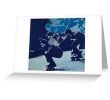 Sammy Shredder Greeting Card