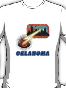 Oklahoma Collectors T-shirt and Sticker T-Shirt