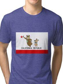 Yogi Bear California Tri-blend T-Shirt