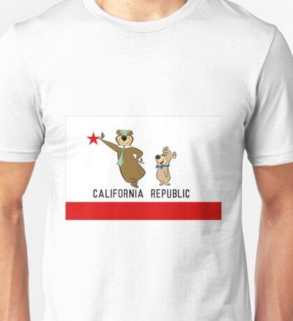 Yogi Bear California Unisex T-Shirt