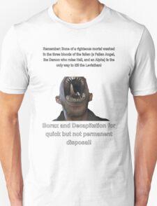 Leviathan Survival Guide. T-Shirt