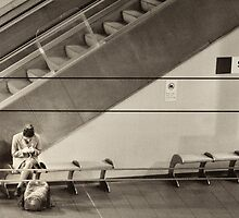 Subiaco Station - waiting by nadine henley