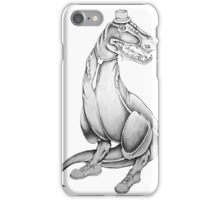 Sir Tyrannosaurus the 1,003rd iPhone Case/Skin