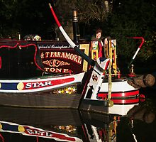Tina Paramore, boat painter by nigelphoto
