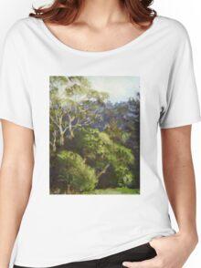 Leura afternoon Women's Relaxed Fit T-Shirt
