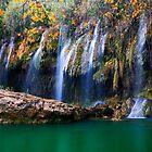 Silent Waterfalls by Baki Karacay